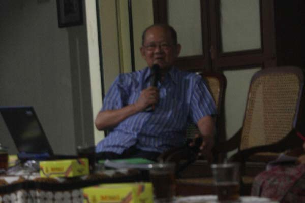 Sri Paduka Pakualaman IX, diskusi Septu Pahingan, Puro Pakualaman
