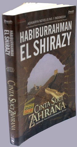 Cinta Suci Zahrana, Habiburrahman El Shirazy, Ihwah Publishing House