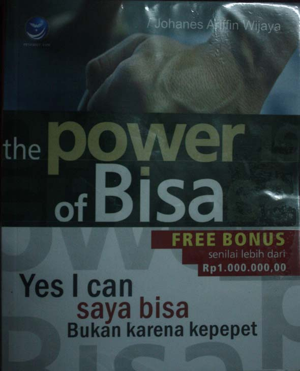 The Power of Bisa, Johanes Ariffin Wijaya