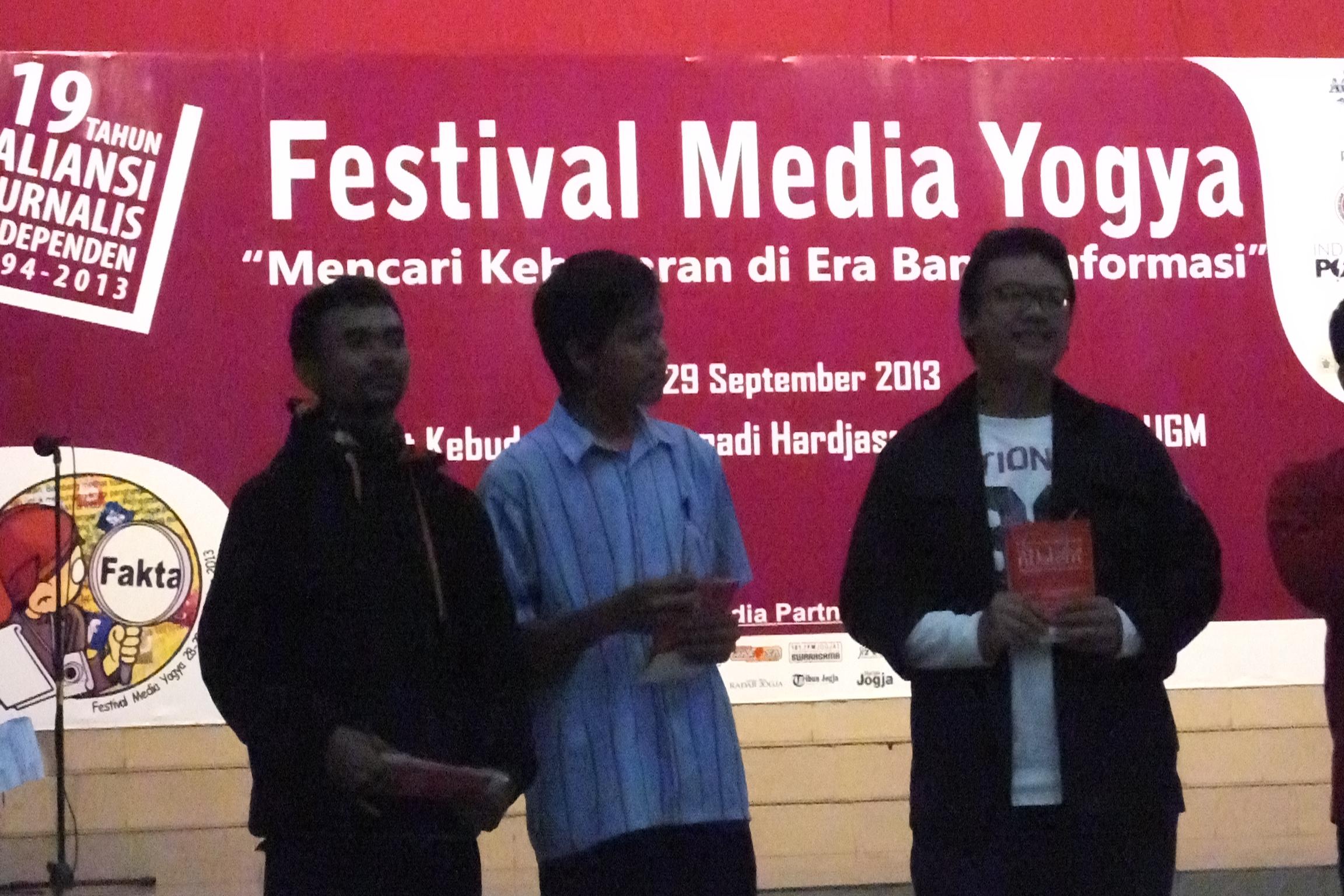 Festival Media Yogya 2013