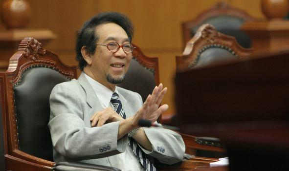 Prof. Dr. Sri Edi Swasono, Dalam Peringatan Hut Tamansiswa pada Jumat (3/7/15). Foto: Meta S. Republika Online.
