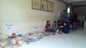 Bazar buku: foto/Sugiarti