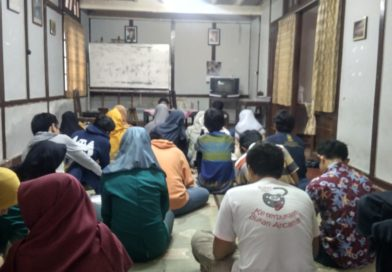 Pendapa Wadahi Minat Jurnalistik Mahasiswa